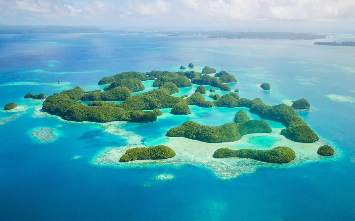 Palau - Rock Islands